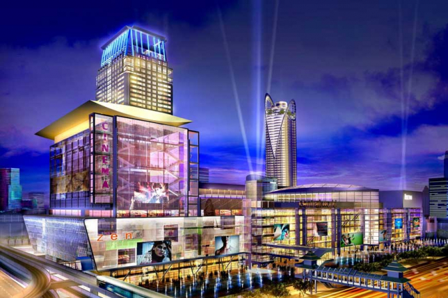 Central World Hotel & Convention Center