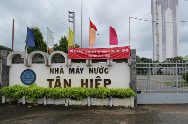 Tan Hiep Water Treatment Plant